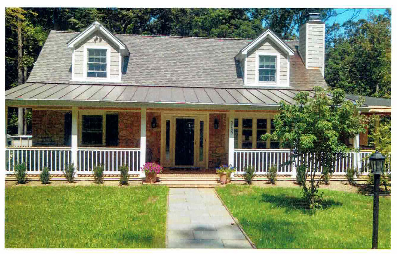 19 Bathroom Additions Simple Front Porch Plans